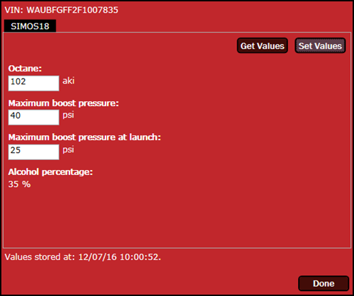MQB 1 8 TSI Performance Software